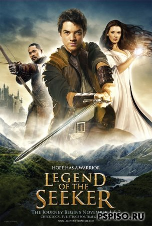 ������� �� ��������/Legend of the Seeker (1 ����� 1 - 8 �����) (2008-2009/HDTVRIP)