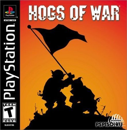 Hogs of War (ENG) [PSX]