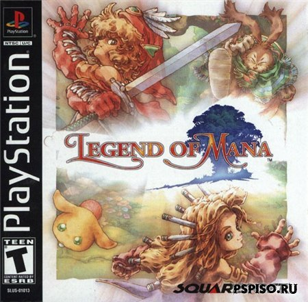 Legends of Mana (RUS) [PS1]