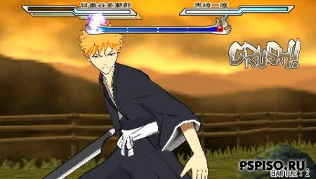Bleach Heat The Soul 2 [PSP][FULL][JPN]