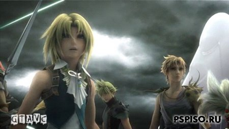 Dissidia: Final Fantasy USA ENG UNDUB version! - ����� ������, �������� psp, ������ �� psp,  ����.