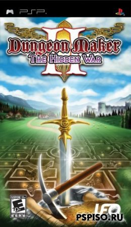 Dungeon Maker II The Hidden War [JAP]