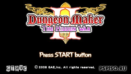 Dungeon Maker II: The Hidden War - ENG