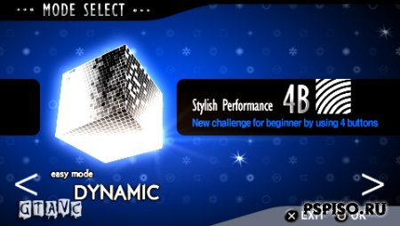 DJ Max Portable: Black Square (Patched)