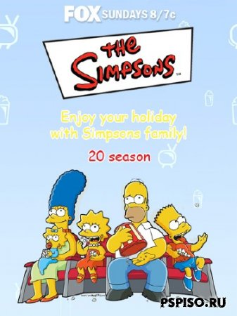 Симпсоны (сезон 20) / The Simpsons (2008) TVRip