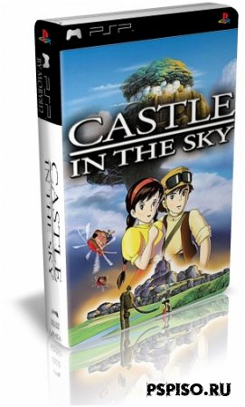 [Anime] Laputa: The Castle in the Sky [DVDRip]