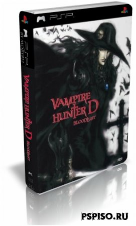 [Anime] Vampire Hunter D - Bloodlust [DVDRip]