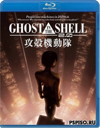 Призрак в доспехах 2.0 / Ghost in the Shell 2 (2008) [DVDRip]