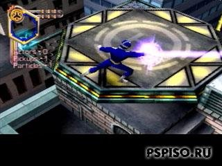Power Rangers.Lightspeed Rescue (PSX)