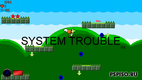 System Trouble R4