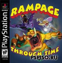Rampage Through Time (PSP-PSX) [RUS]