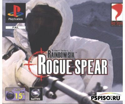 Tom Clancy's Rainbow six Rogue spear [PSX]