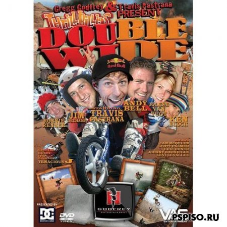 Нитро Цирк 6 / Nitro Circus 6 Thrillbillies 2 Double Wide (2008) DVDRip