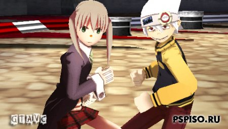 Soul Eater: Battle Resonance - JPN