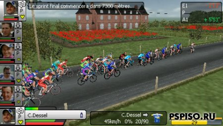 Pro Cycling Season 2008: Tour de France