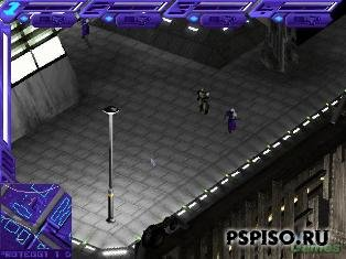 Syndicate Wars (PSX)