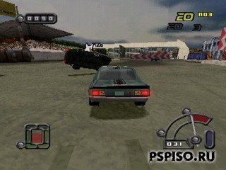 Destruction Derby Raw [PSX]