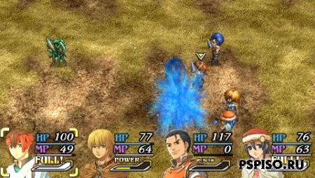 Legend of Heroes - a Tear of Vermillion (RUS)