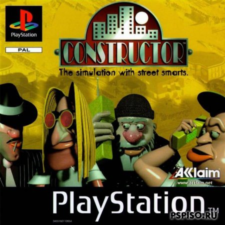 CONSTRUCTOR [PSX]