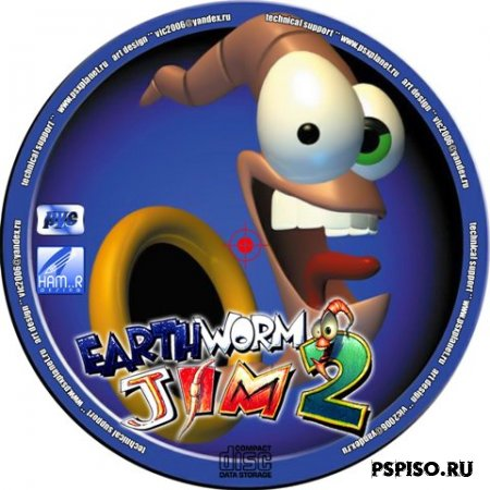 Earthworm Jim 2 [PSX]