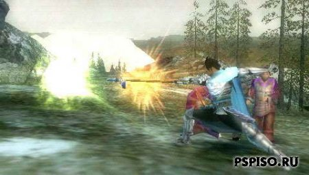 Shin Sangoku Musou: Multi Raid Dynasty Warriors : Strike Force