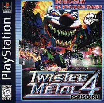 Twisted Metal 4 [PSX]