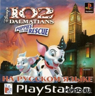 102 Dalmatians, Puppies to the rescue [PSX]