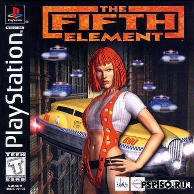 The Fifth Element + Bonus [PSX]