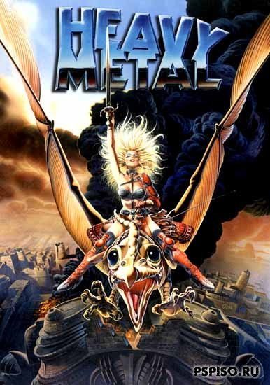 Heavy Metal [DVDRip]