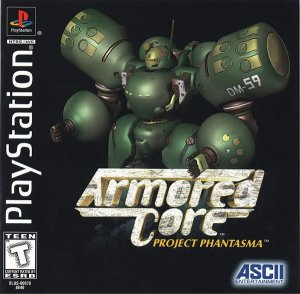 Armored Core (��� �����) [PSX][ENG]