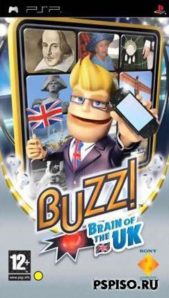 Buzz! Brain of The UK