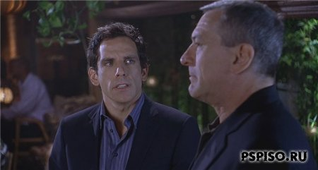 ���������� � �������� / Meet the Fockers / HD-DVDRip