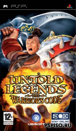 Untold Legends: The Warrior's Code (Full) + Инструкции