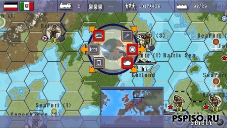 Military History Commander Europe at War