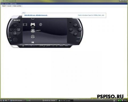 All to PSP Convertor