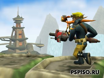Новая часть Jak and Daxter выйдет на PlayStation 2 и PSP