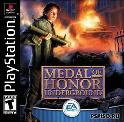 Medal of Honor: Underground [PSX-PSP] (RUS)