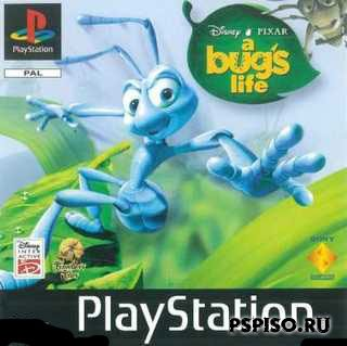 Disney's A Bug's Life - Activity Center [Rus] [PSX]