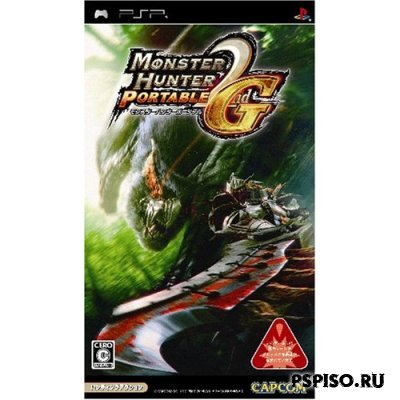 Monster Hunter Portable 2nd G [ENG]