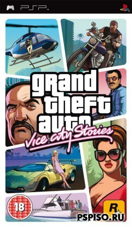 Grand Theft Auto: Vice City Stories (RUS) (RIP)