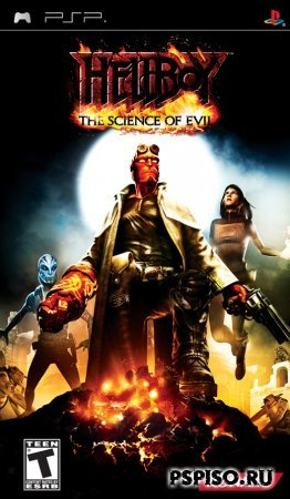 Hellboy: Science of Evil [RUS] [RIP]