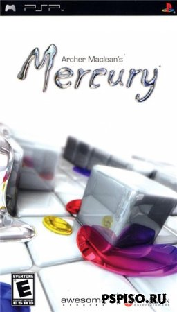 Archer Maclean's Mercury [PSP][FULL][ENG]
