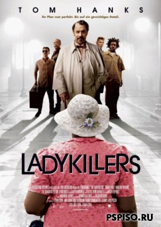 ���� ������������ / The Ladykillers (2004/DVDRIP)