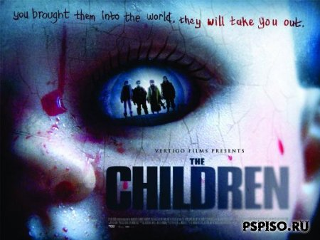 Детишки / The Children (2008/DVDRIP)