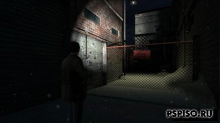 Новые скриншоты Silent Hill: Shattered Memories