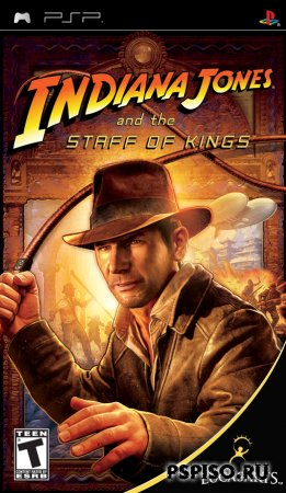 ������ ��������� � ���� Indiana Jones and the Staff of Kings
