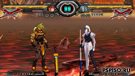 Guilty Gear XX Accent Core Plus USA