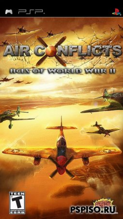 Air Conflicts : Aces of World War II [PSP][FULL][ENG]