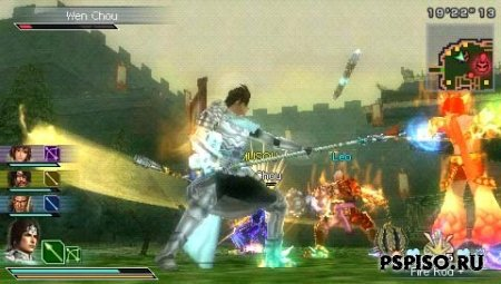Dynasty Warriors: Strikeforce ENG - psp ���� ��������� ��� �����������, psp slim �����, �������� psp 5.03,  ����� psp.