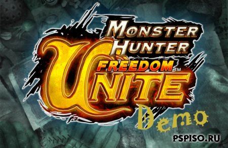 Демо-версия Monster Hunter Freedom Unite уже скоро!